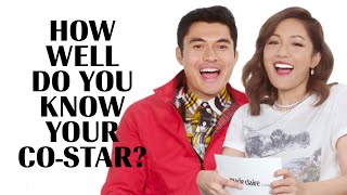 Video The Cast of 'Crazy Rich Asians' Play How Well Do You Know Your Co-Star | Marie Claire MP3, 3GP, MP4, WEBM, AVI, FLV Oktober 2018