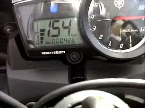 top speed Yamaha R15 kit Daytona