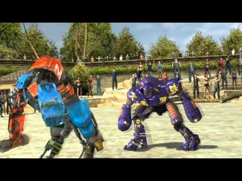 Video of Real Steel Friends