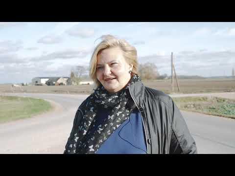 Anita Skubiļina - Jelgavas novada pašvaldības 2019.gada Atzinības raksta saņēmēja