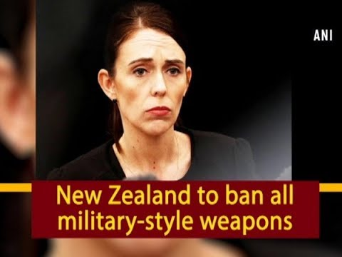 Video - Οι Νεοζηλανδοί παραδίδουν τα όπλα τους