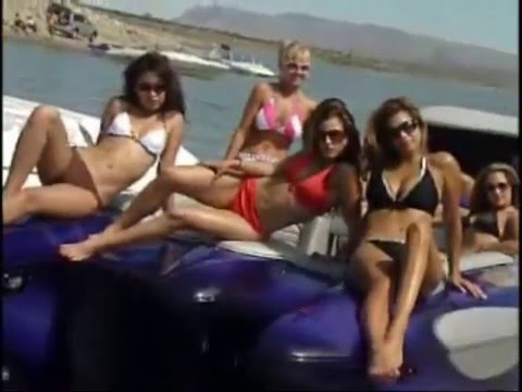 Shakin the Dam Poker Run  - Hot Boats and Girls (видео)