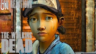 Fan Reactions - The Walking Dead No Going Back - Siding With Kenny Part 1 Of 2