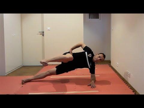 #VježbajDoma za suce 9: Funkcionalni trening jakosti i mišićne izdržljivosti