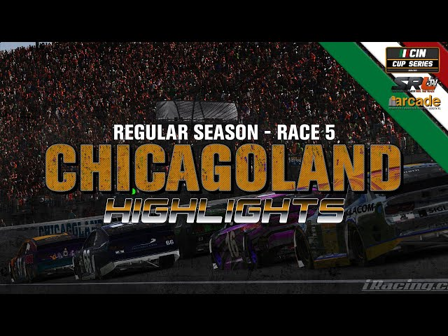 CIN CUP SERIES 2020 Gara 5 THRD Chicagoland 200 Highlights
