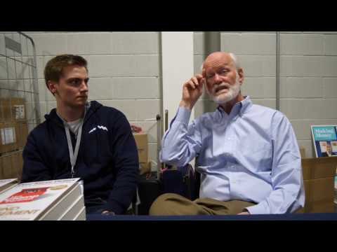 A Conversation With Dr Marshall Goldsmith & Josh Bardsley - Young Entrepreneurship  & Social Media