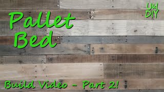 Nonton Pallet Bed   Build Video  2 3  Film Subtitle Indonesia Streaming Movie Download