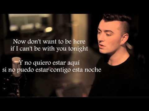 Sam Smith - Lay Me Down (Lyrics Letra)(Subtitulada Español)(Official) (видео)
