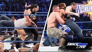 Nonton Wwe smackdown  live 21-2-2017 full match highlight  HD VIDEO Film Subtitle Indonesia Streaming Movie Download