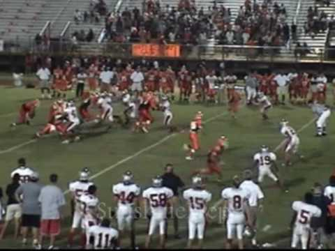 Denzel Perryman High School Highlights video.