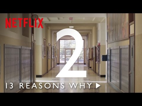 13 Reasons Why Season 2 Announcement Teaser