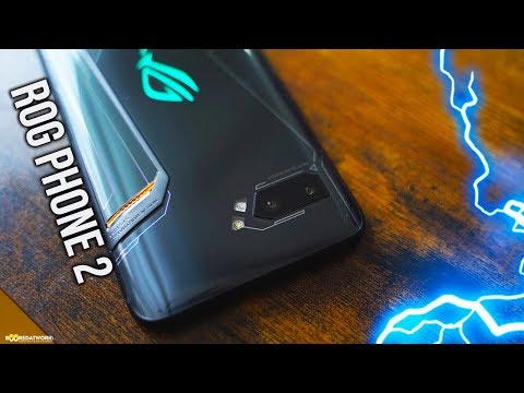 ASUS ROG Phone 2 Gaming Review// THE BEAST!!!!