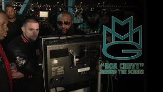Rick Ross - Box Chevy (Behind The Scenes)