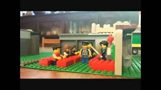 LEGO school day #picpac #stopmotion #lego