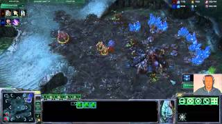 Nonton I'm guessing it's Asian... - Game 2 - (Protoss) vs (Zerg) - English Commentary Film Subtitle Indonesia Streaming Movie Download