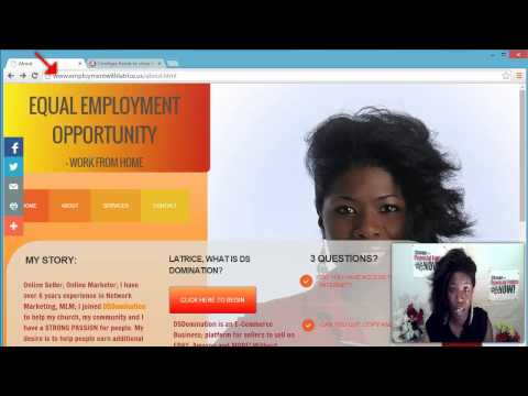 Make Money Online Work From Home Video