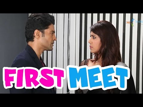 Kabir and Shreya come face to face for the first t