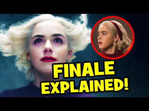 CHILLING ADVENTURES OF SABRINA Season 4 Ending Explained + Cancelled Season 5 Theories