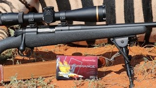 Recent events had Joe Kurtenbach travelling to South Africa to test the limits of the 6.5 mm Creedmoor cartridge. With a focus on accuracy and terminal perfo...