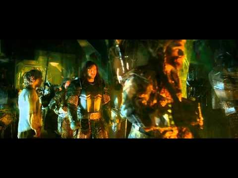 lo hobbit: la battaglia delle cinque armate - trailer italiano