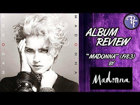 Madonna (1983) - Album Review - 35th Anniversary