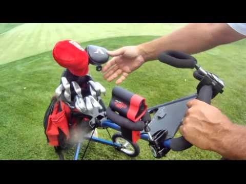 Golf Cart Mount / Holder 4 Laser link, Quickshot, Redhot and Switch Lasers