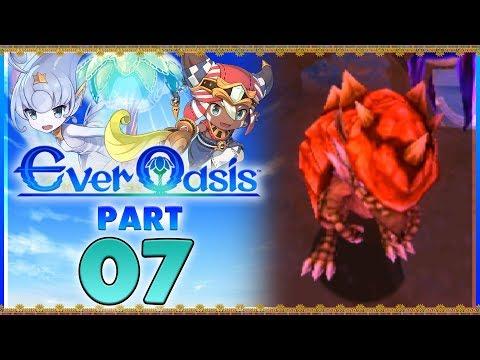 Ever Oasis - Part 7 | Ostraka Ruins! [New Nintendo 3DS Gameplay]