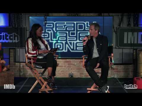 Ben Mendelsohn Talks Working With Steven Spielberg on 'Ready Player One'   IMDb EXCLUSIVE