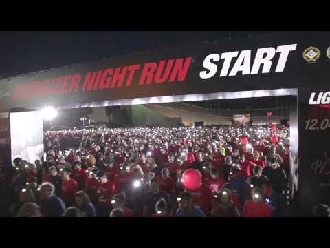 Energizer Night Run Athens 2014 - Official Video
