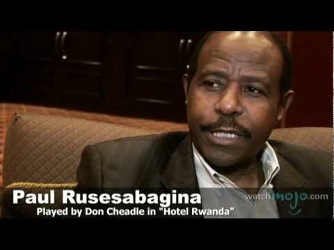 Paul Rusesabagina: The Man Behind Don Cheadle's Character in Hotel Rwanda