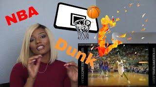 Video Clueless new basketball fan reacts to Vince Carter Top 100 Dunks MP3, 3GP, MP4, WEBM, AVI, FLV September 2019