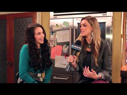 """Ryan Newman """"See Dad Run"""" Interview - """"See Dad Campaign"""" & James Maslow"""