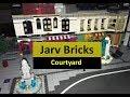 LEGO City Update MOC #8 (Courtyard)