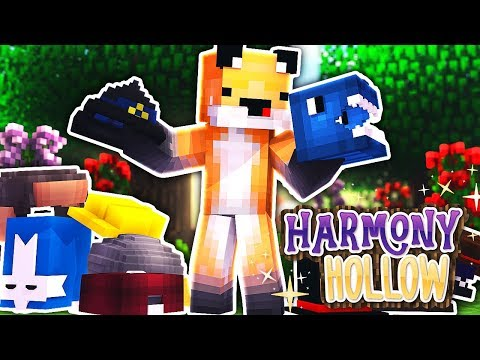 The Mad Hatter - Minecraft Harmony Hollow S4 Ep 02