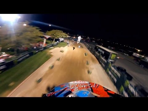GoPro no Monster Cup