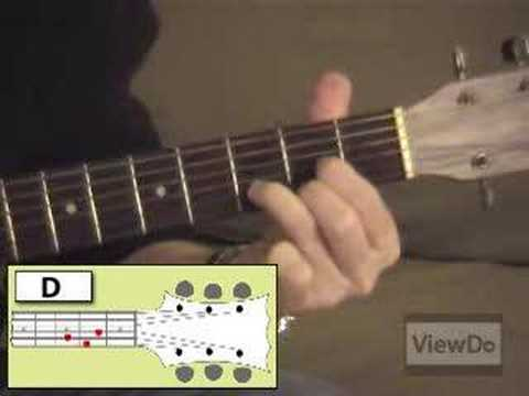 ViewDo: How To Play Beginner Guitar Chords Video