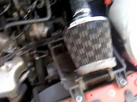 Замена воздушного фильтра на матизе своими руками