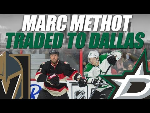 Marc Methot Traded to the Dallas Stars
