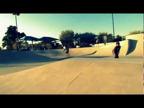 Paradise Valley Skatepark Montage