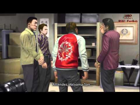 [RGGT-Fansub] Yakuza 4 VOSTFR Akiyama Chapitre 1-2