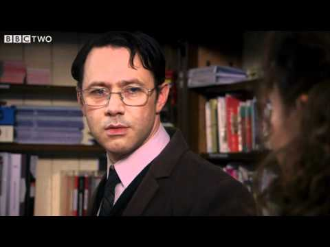 David performs Les Miserables - Psychoville - Series 2 Episode 1, preview - BBC Two