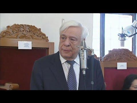 ΠτΔ από την Κύπρο: Ως έθνος ξέρουμε πια καλά πως τα μεγάλα και σημαντικά τα επιτύχαμε ενωμένοι