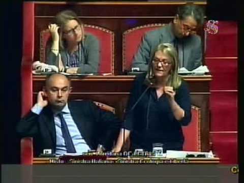 """Loredana De Petris (Capogruppo Sinistra italiana al Senato) """"Brexit: la retorica di Renzi non basta. O l'Europa cambia o è al de profundis"""""""