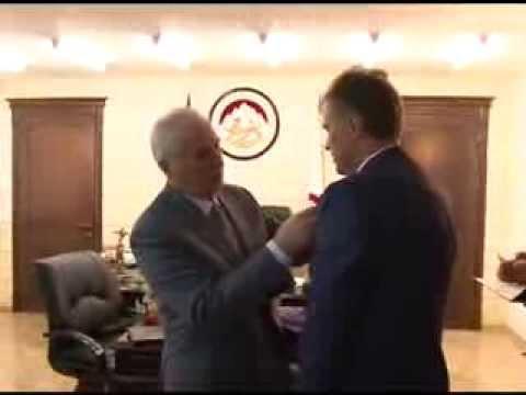 Встреча с Президентом Приднестровской Молдавской Республики Евгением Шевчуком