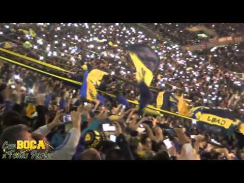 Video - Dale dale Bo queremos la Copa / BOCA CAMPEÓN 2015 - La 12 - Boca Juniors - Argentina