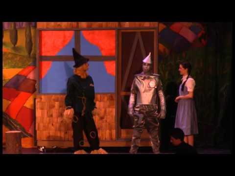 Kayla Paige Fuhst Carmel High School Wizard of Oz 4/2/16 Part 2 (видео)