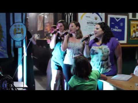 Karaoke na VS - Video 1