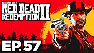 Red Dead Redemption 2 Ep.57 - • SABOTAGING THE GRAY'S FARM!!! • (Gameplay / Let's Play)