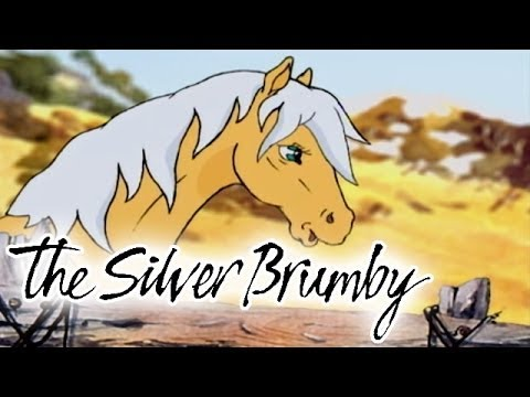 The Silver Brumby | Episodes 1-5 2 HOUR COMPILATION (HD - Full Episode)