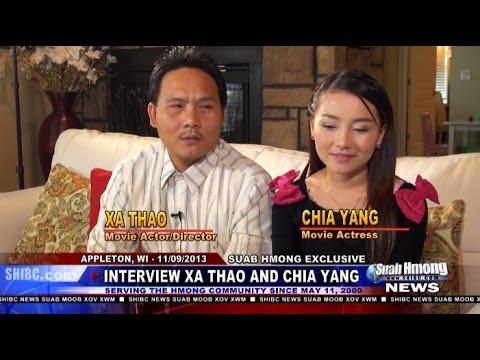 Suab Hmong News:  Part 1 – Exclusive Interview Xab Thoj and Txiab Yaj from Thailand